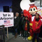 Jollibee in Chandler, AZ   Grand Opening